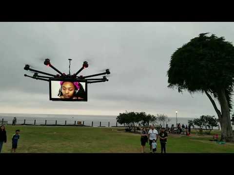 Drone Media Advertising & Broadcasting
