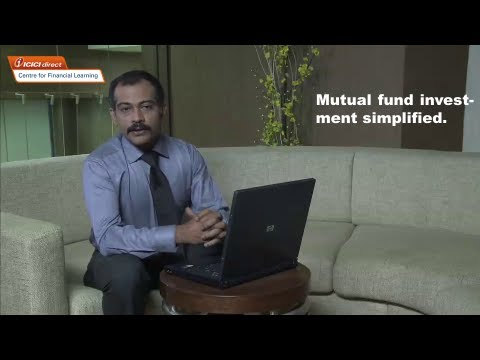 Mutual fund investment simplified.