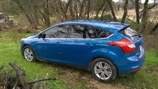 2012 Ford Focus SEL Hatchback 4D Exterior --- WP 20150111 12 43 41 Pro