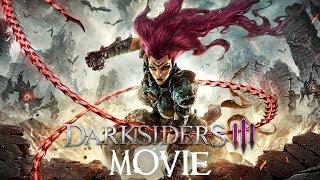 DARKSIDERS 3 All Cutscenes (XBOX ONE X ENHANCED) Game Movie 1080p HD