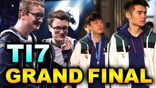 LIQUID vs NEWBEE - TI7 GRAND FINAL - THE INTERNATIONAL 2017 DOTA 2