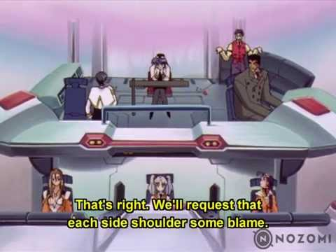 Martian Successor Nadesico Episode 24 (Sub): Ubiquitous Righteousness