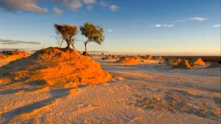 Mungo National Park Australia  City pictures : Mungo National Park - Australia (HD1080p)