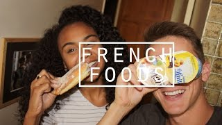 FAVORITE FRENCH FOODS