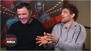 Video Ben Askren and Chael Sonnen judge the best trash talk in combat sports history | ESPN MMA MP3, 3GP, MP4, WEBM, AVI, FLV Juni 2019