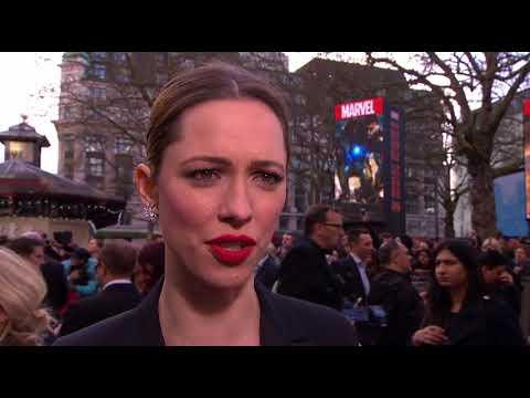 UK Premiere Rebecca Hall - Premiere UK Premiere Rebecca Hall (Anglais)