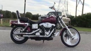 3. Used 2000 Harley Davidson Dyna Wide Glide for sale in Riverview Fl