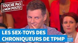 Video Les sex-toys des chroniqueurs de TPMP MP3, 3GP, MP4, WEBM, AVI, FLV Juni 2017