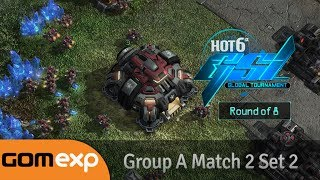 Nonton Ro8 Group A Match 2 Set 2, 2014 GSL Global Tournament - Starcraft 2 Film Subtitle Indonesia Streaming Movie Download