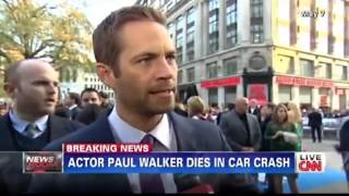 Nonton Fast & Furious Star Paul Walker Dead At The Age Of 40 After Car Accident Film Subtitle Indonesia Streaming Movie Download