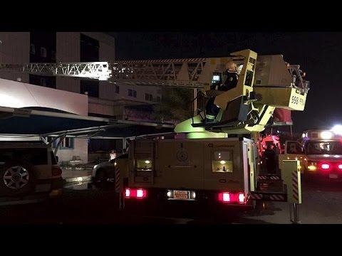Σ. Αραβία: Φονική πυρκαγιά σε νοσοκομείο στο Τζαζάν