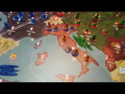 Axis and Allies 1914 Austria-Hungary A Second Look
