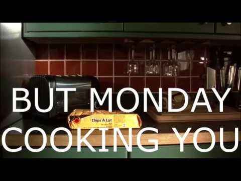 Animated Gif - Cooking Monday