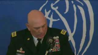 US Army Chief Of Staff Gen. Raymond T. Odierno On America's Army: The Strength Of The Nation