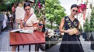 باتت مدونات الموضة المرجع الأول لإطلالاتنا العصرية. وانطلاقاً من هذا الواقع، ومواكبة مع أسبوع الموضة الذي شهدته العاصمة باريس مؤخراً، اخترنا أن نسلّط الضوء في جلسة تصويرية خاصة على إطلالات المدونتين ميريام الأبيض صاحبة مدوّنة Mimia Le Blanc وباولا الست صاحبة مدونة Mlle Paola خلال هذا الأسبوع الغني بصيحات الموضة.