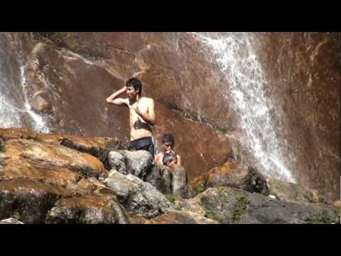 Cachoeira do pajeú - Monte Azul - MG