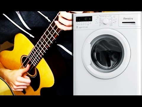 Broken Washing Machine Bass Solo