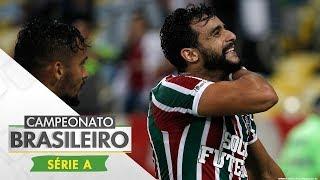Noite do Ceifador! Henrique Dourado balançou a rede duas vezes, alcançou sua melhor marca de gols em uma temporada na...