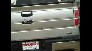 GM6893 2010 Ford F150 XLT Extended Cab SB at Vandevere Auto Outlet