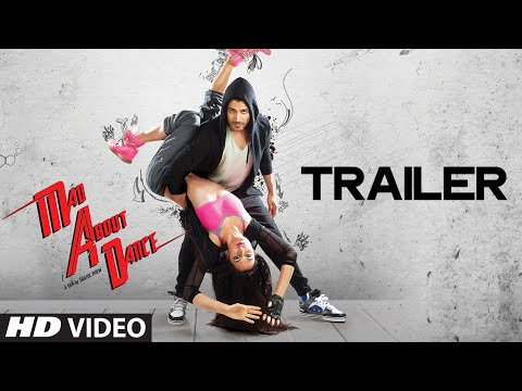 Official: M.A.D Mad About Dance Theatrical Trailer | Saahil Prem | Amrit Maghera