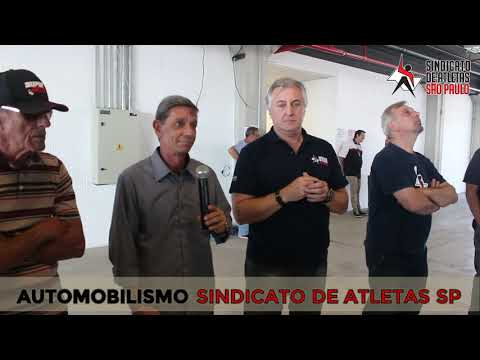 SINDICATO DE ATLETAS SP NO AUTOMOBILISMO