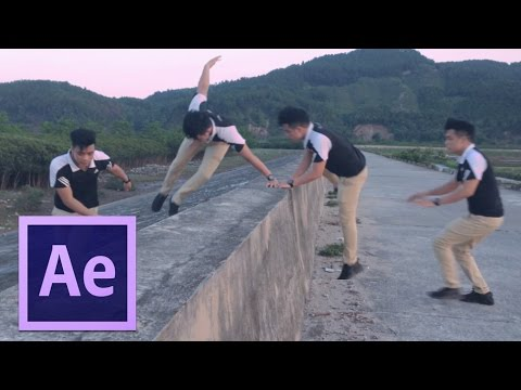 After Effects Tutorial: Freeze Frame Effect