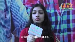 Sharanya Srinivas at Pandhu Movie Audio Launch