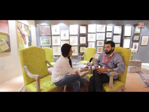 The Wall Tv talks to Nakul Dev Chawla (Founder and CEO of Global Art Hub)