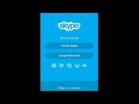 comment installer skype sur ipad