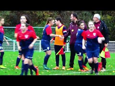 Régional Féminin DH match du 20/11/2016