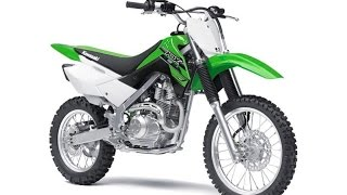 7. 2016 Kawasaki KLX 140 - off road bikes