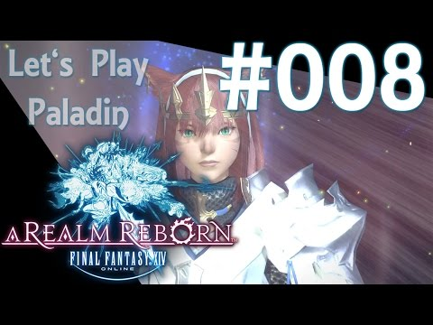 A Realm Reborn: Final Fantasy XIV (Let's Play/Deutsch/1080p) Part 8 – Freibriefe & Gildengeheiße