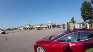 Macedonia (OH) United States  City new picture : Tesla - Macedonia, OH Super Charger