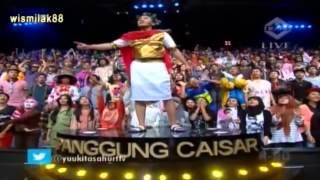 Video Caesar Keep Smile Dance  ft Sm sh & Masayu Anastasia   Goyang Joget Cesar Style Yuk Kita Sahur   Yo MP3, 3GP, MP4, WEBM, AVI, FLV April 2018