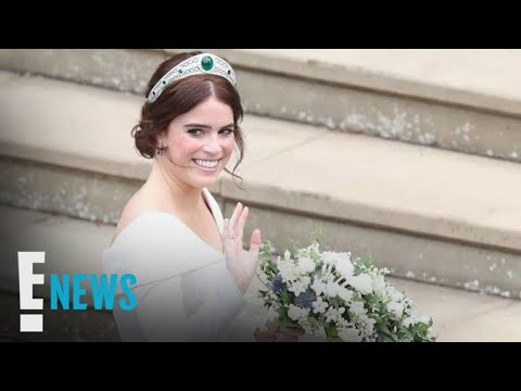 12 Must-See Moments From Princess Eugenie's Wedding | E! News
