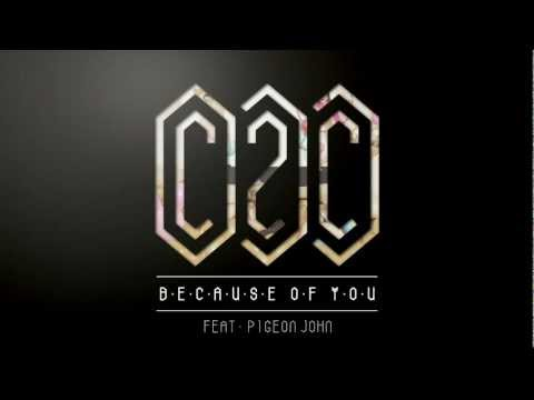 Because of You (Song) by C2C and Pigeon John