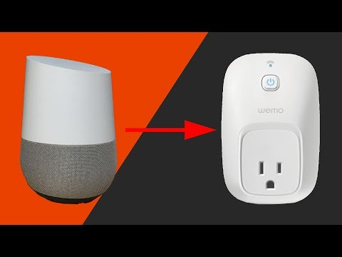 Use Google Home to Turn on Your Wemo Lights with Your Voice