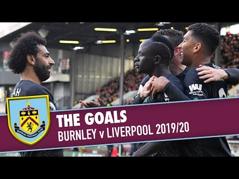 LIVERPOOL TAKE ALL THREE POINTS | THE GOALS | Burnley v Liverpool 2019/20