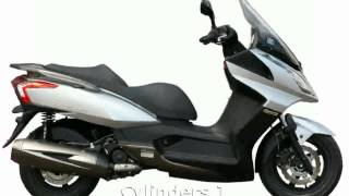 8. 2014 KYMCO Super 8 50 2T Features