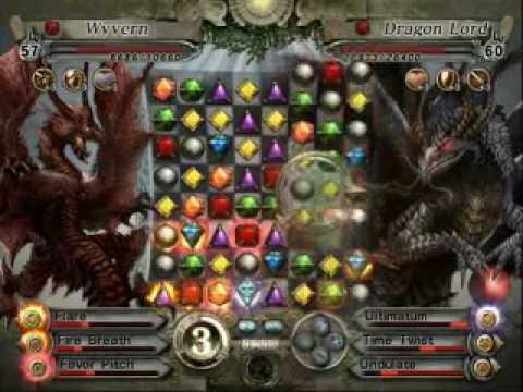 Gyromancer - Wyvern vs. Dragon Lord (FAIL)