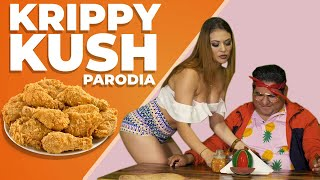 Krippy Kush - Bad Bunny | PARODIA | Pollo Crispy JR INN