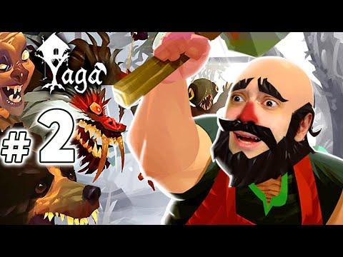 alanzoka jogando Yaga - Parte 2