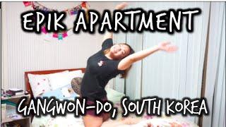 Gangwon-do South Korea  city photos : EPIK Teacher's Apartment Tour 2015: Gangwon-do, South Korea