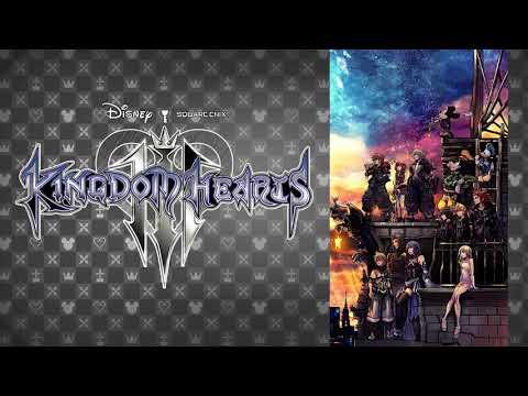 Kingdom Hearts III Soundtrack - Fragments of Sorrow -Destati-