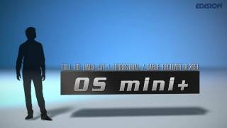 OS MINI + DVB-S2/T2/C Trailer