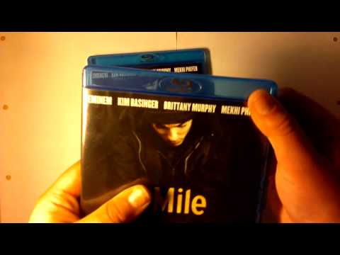 8 Mile (Blu-ray) (2x) (unboxing)