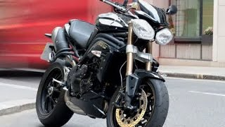 7. 2015 Triumph Speed Triple - specifications and MSRP