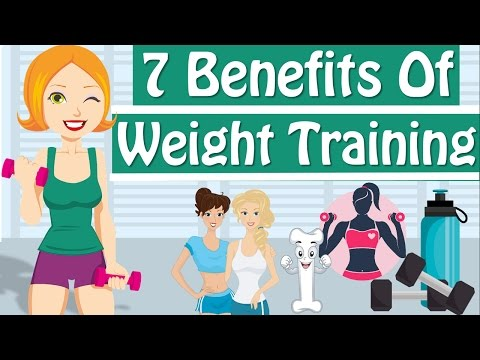 7 Benefits Of Weight Training For Women To Lose Weight Fast