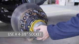 Video SAF New P89 Air Disc Brake Rebuild Procedure MP3, 3GP, MP4, WEBM, AVI, FLV Juni 2019