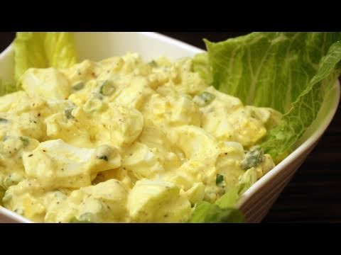 Egg Salad Recipe (Best Egg Salad Recipe) Perfect For Sandwich Or A Quick Breakfast